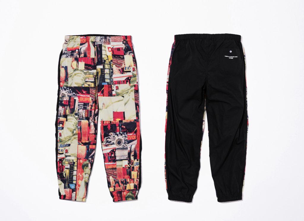 Supreme®/Comme des Garçons SHIRT® Cotton Patchwork Skate Pant
