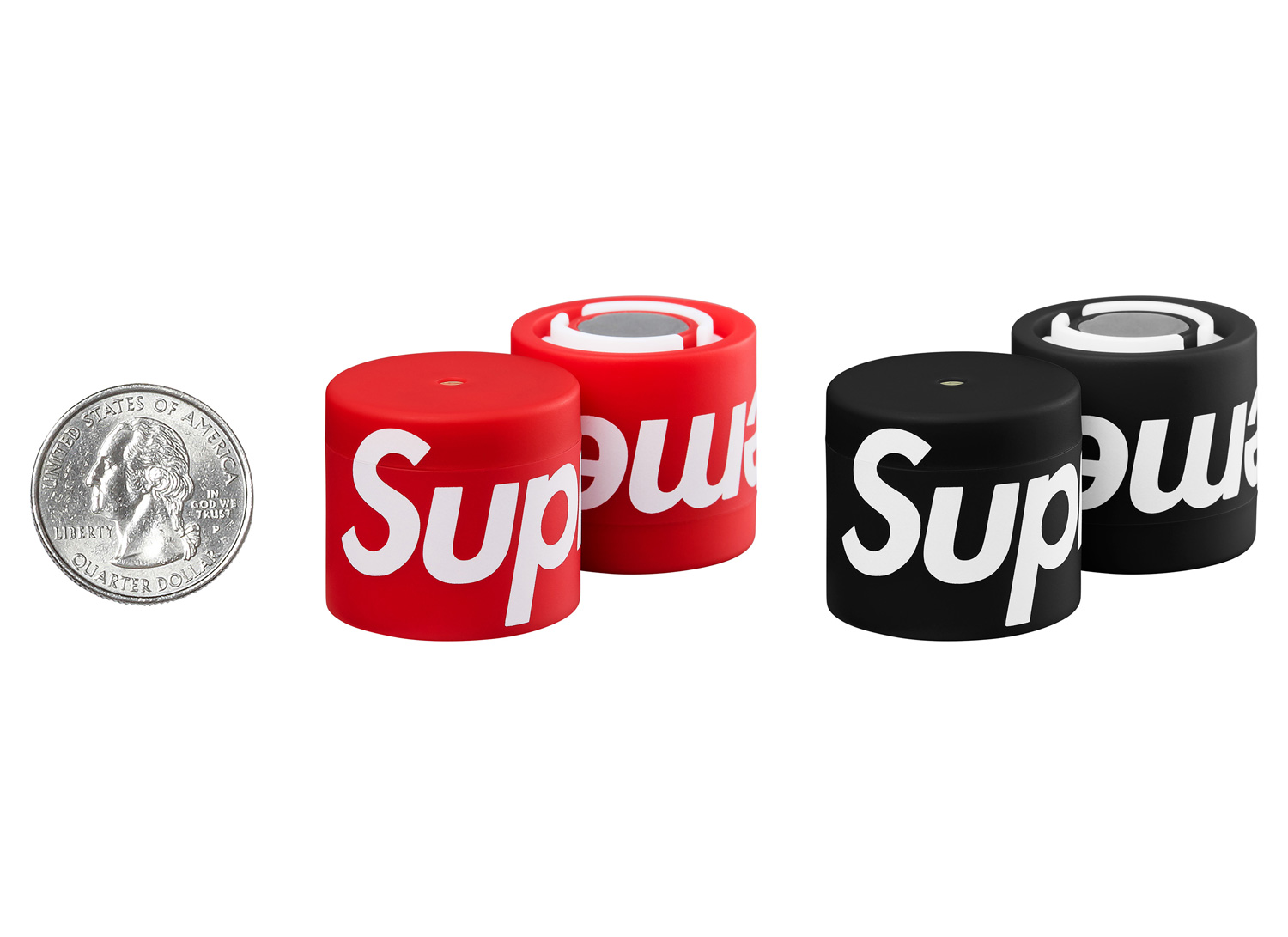 Supreme®/Lucetta® Magnetic Bike Lights