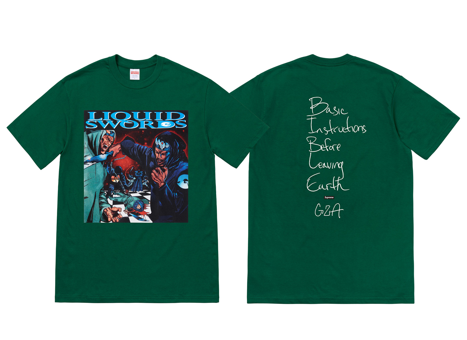 Liquid Swords Tee