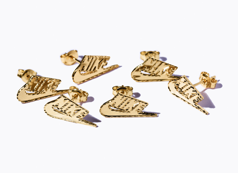 Supreme®/Nike® K14 Earring