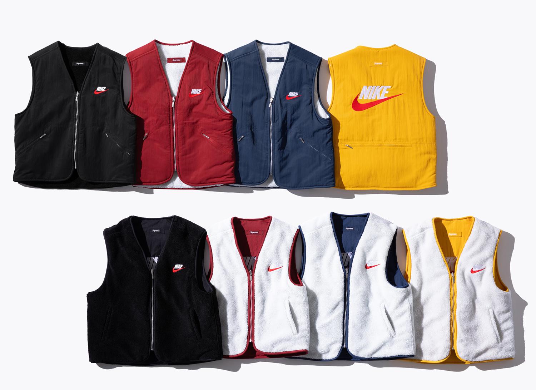Supreme®/Nike® Nylon Vest