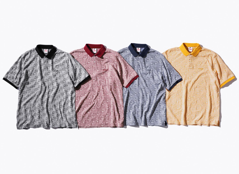 Supreme®/Nike® Jacquard Polo