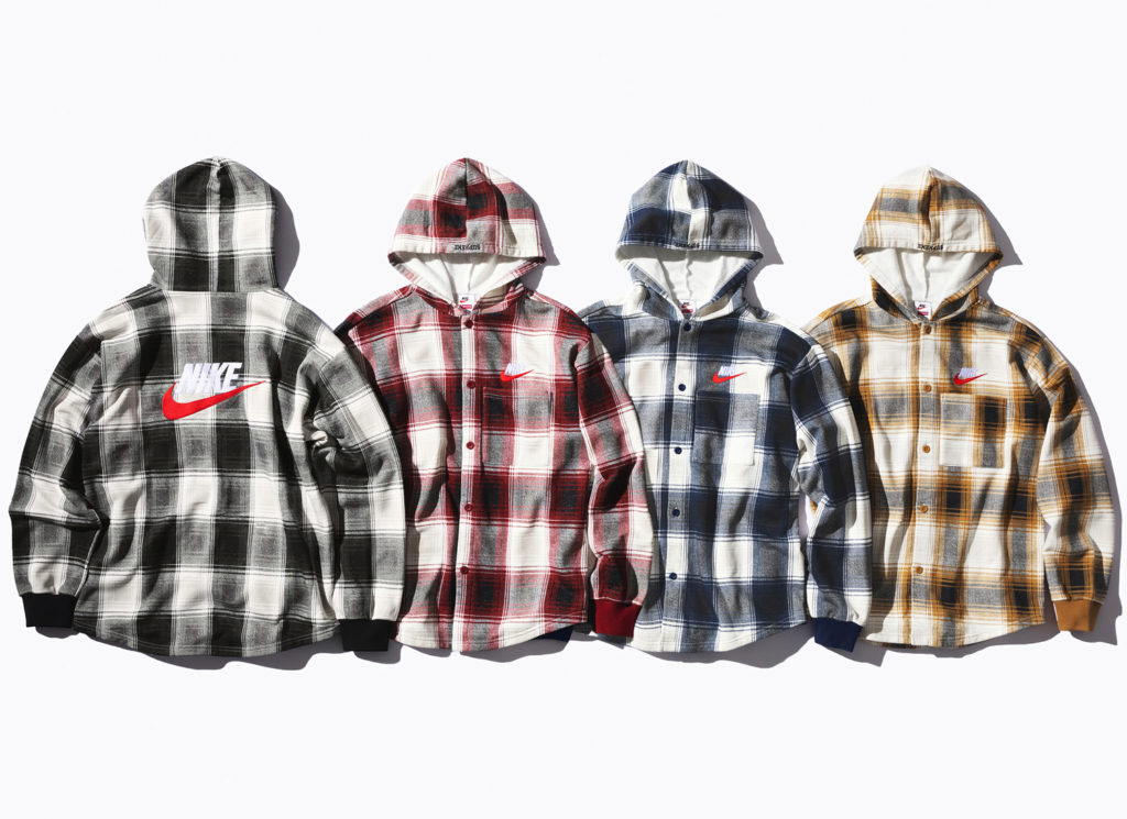 Supreme®/Nike® Hooded Sweatshirt