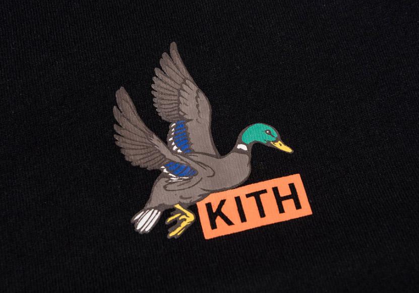 kith monday program 9/3 鴨 STOP THE HUNT