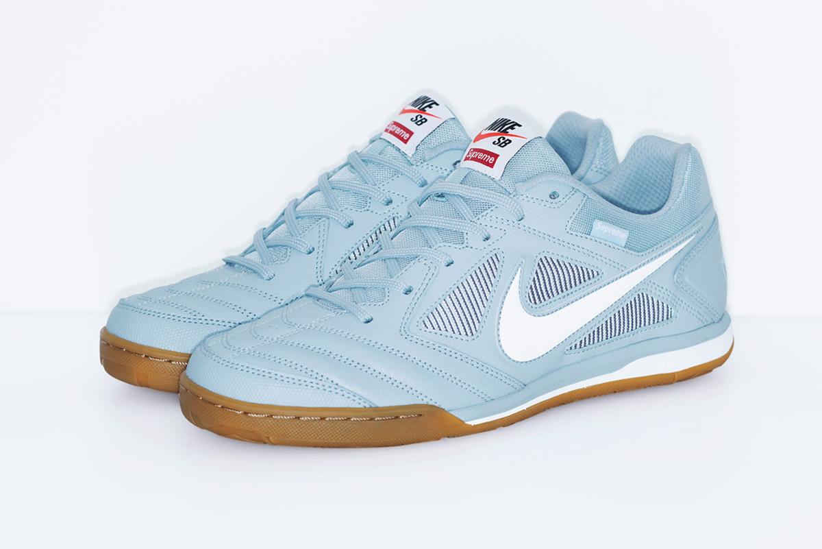 """【9/7発売】SNKRSにて""""Supreme®/Nike SB Gato(ガト)"""" ブルー"""