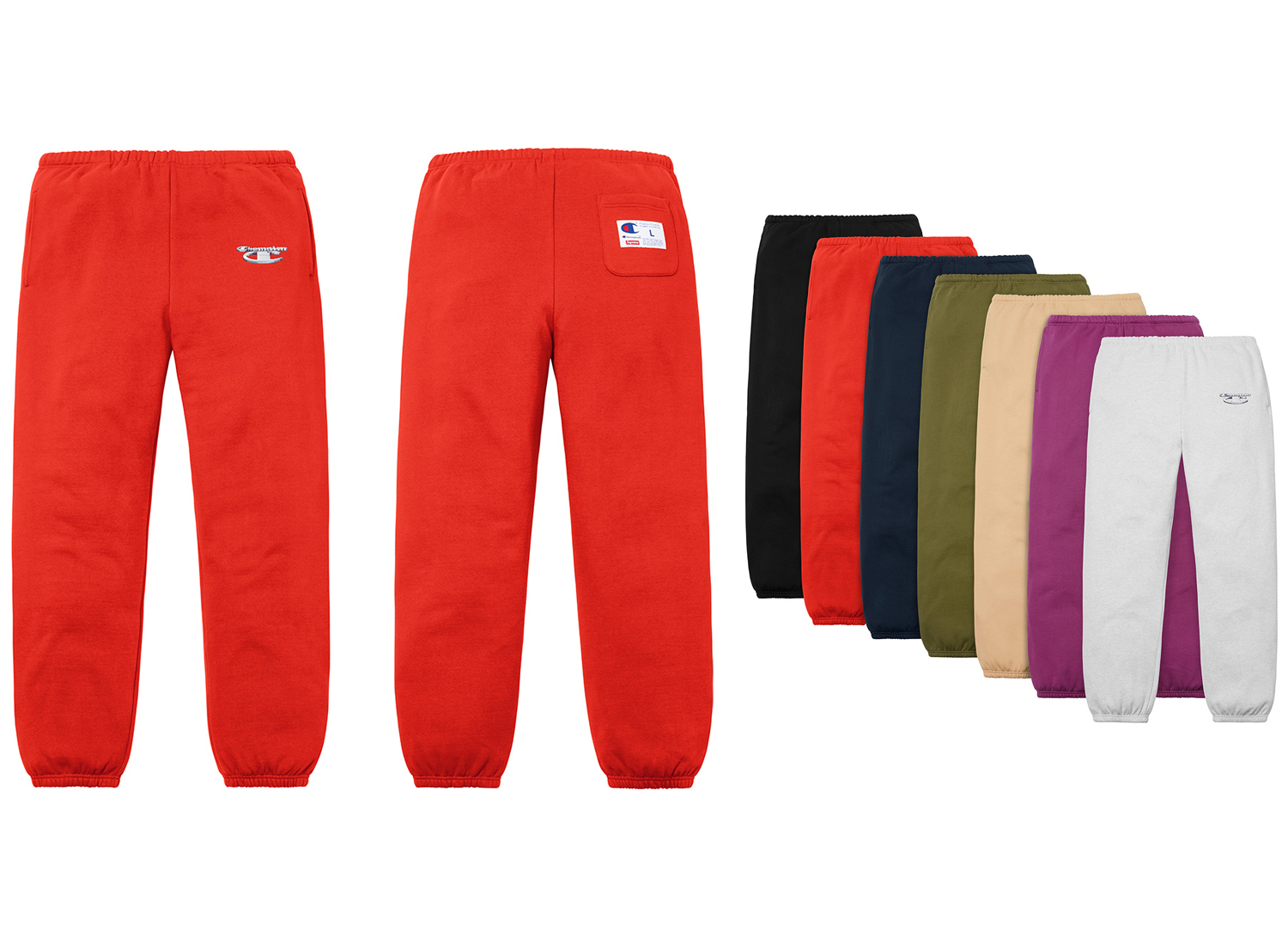 Supreme®/Champion® 3D Metallic Sweatpant