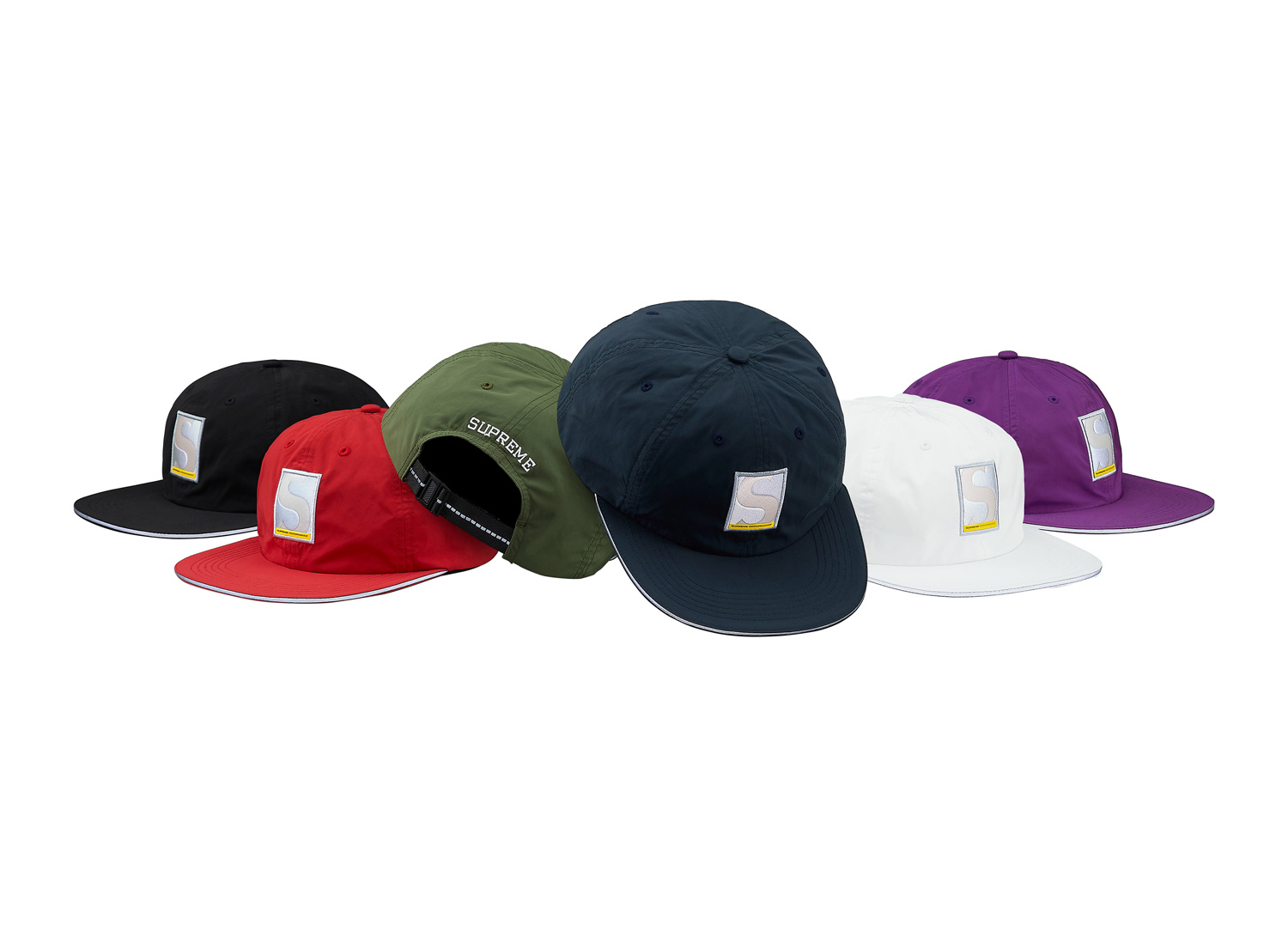 Performance Nylon 6-Panel