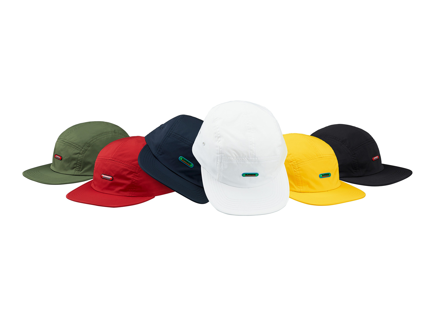 Clear Patch Camp Cap