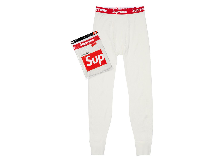 Supreme®/Hanes® Thermal Pant (1 Pack)