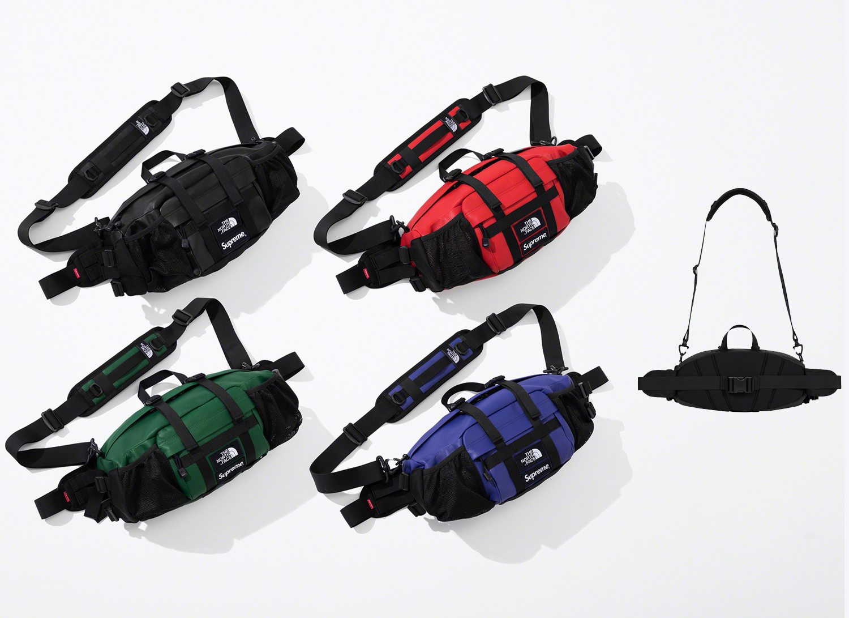 Leather Mountain Waist Bag