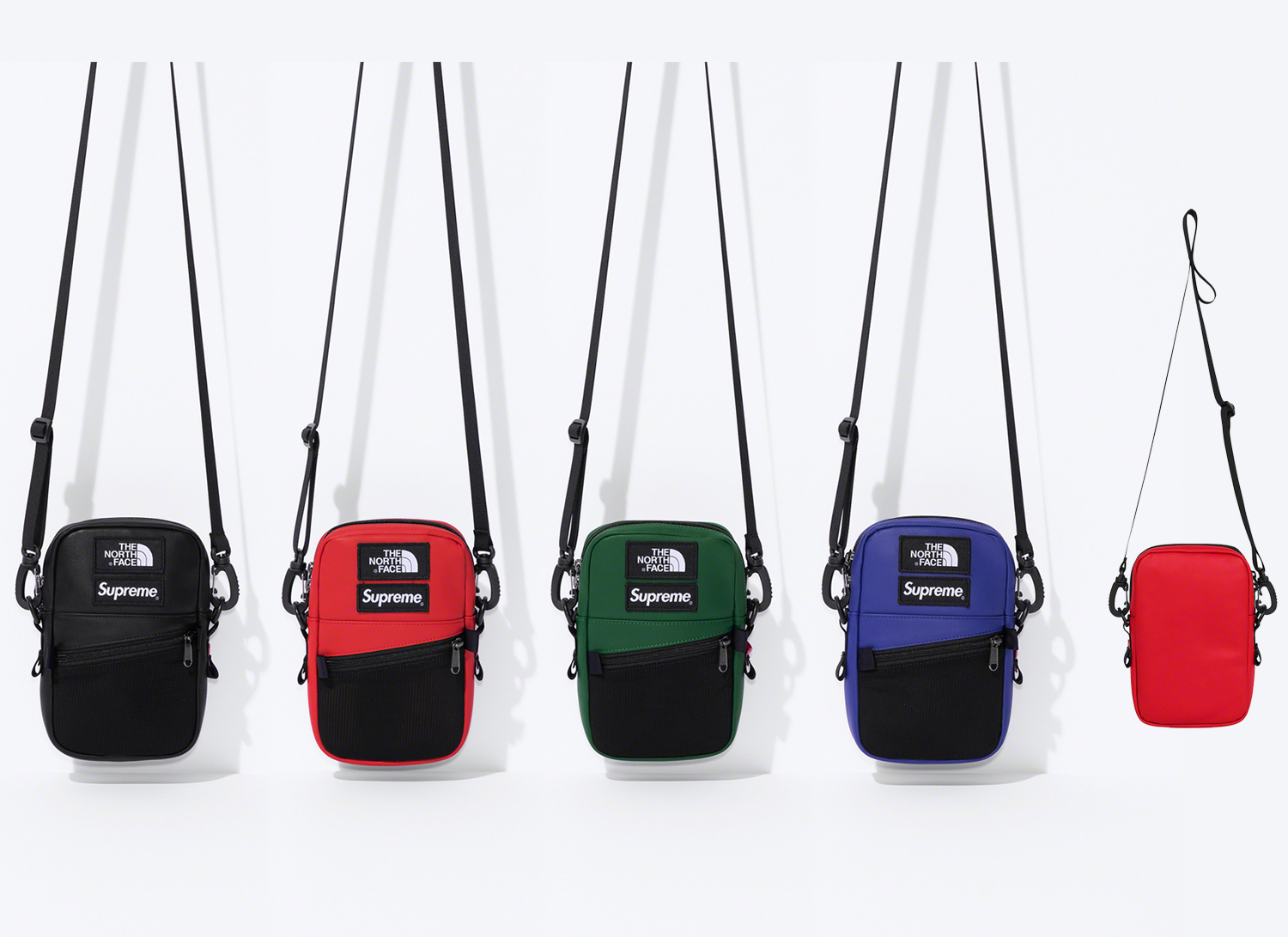 Supreme シュプリーム 18fw 18aw week9 The North Face ノースコラボ Shoulder Bag
