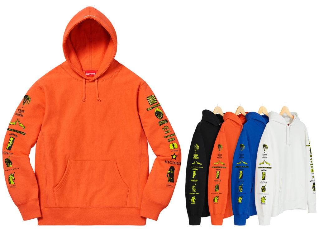 Menace Hooded Sweatshirt