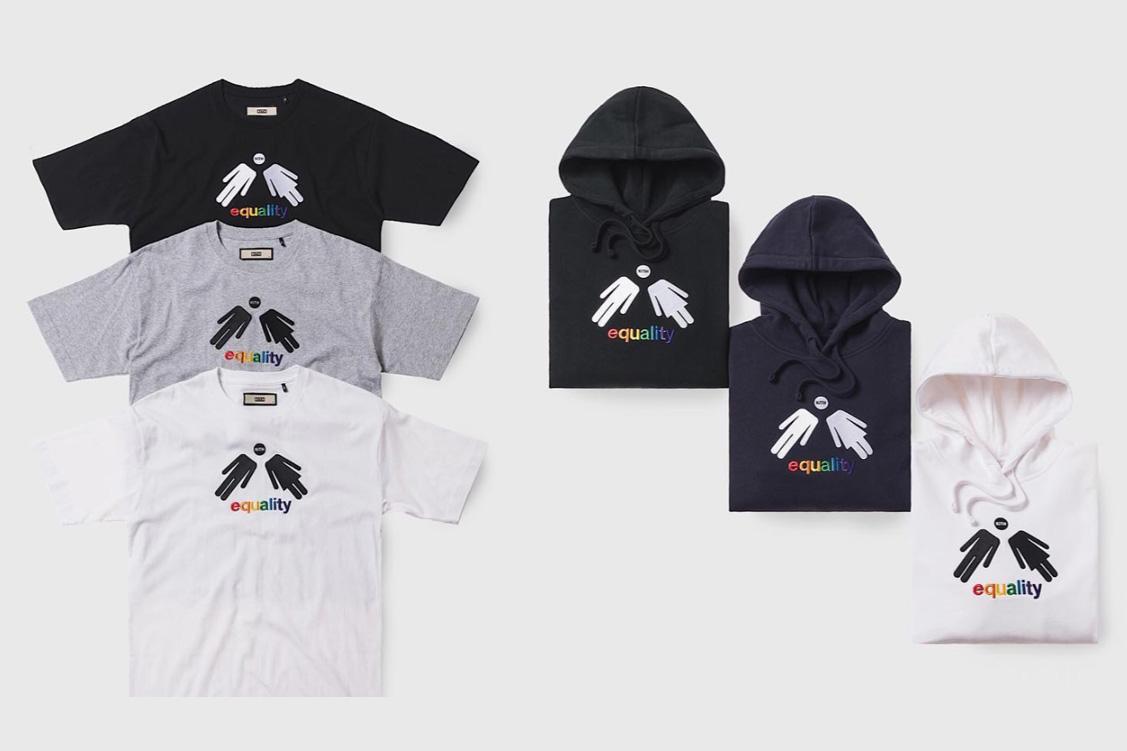 "kith monday program 10/1 ""equality "" Tシャツ&パーカー"