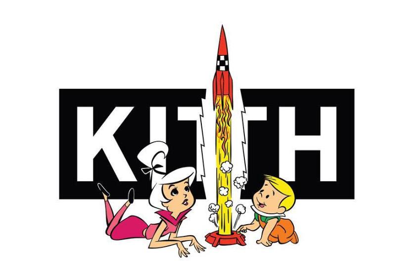 """【10/8発売】KITH MONDAY PROGRAMはアニメ""""The Jetsons""""とのコラボアイテムが発売"""