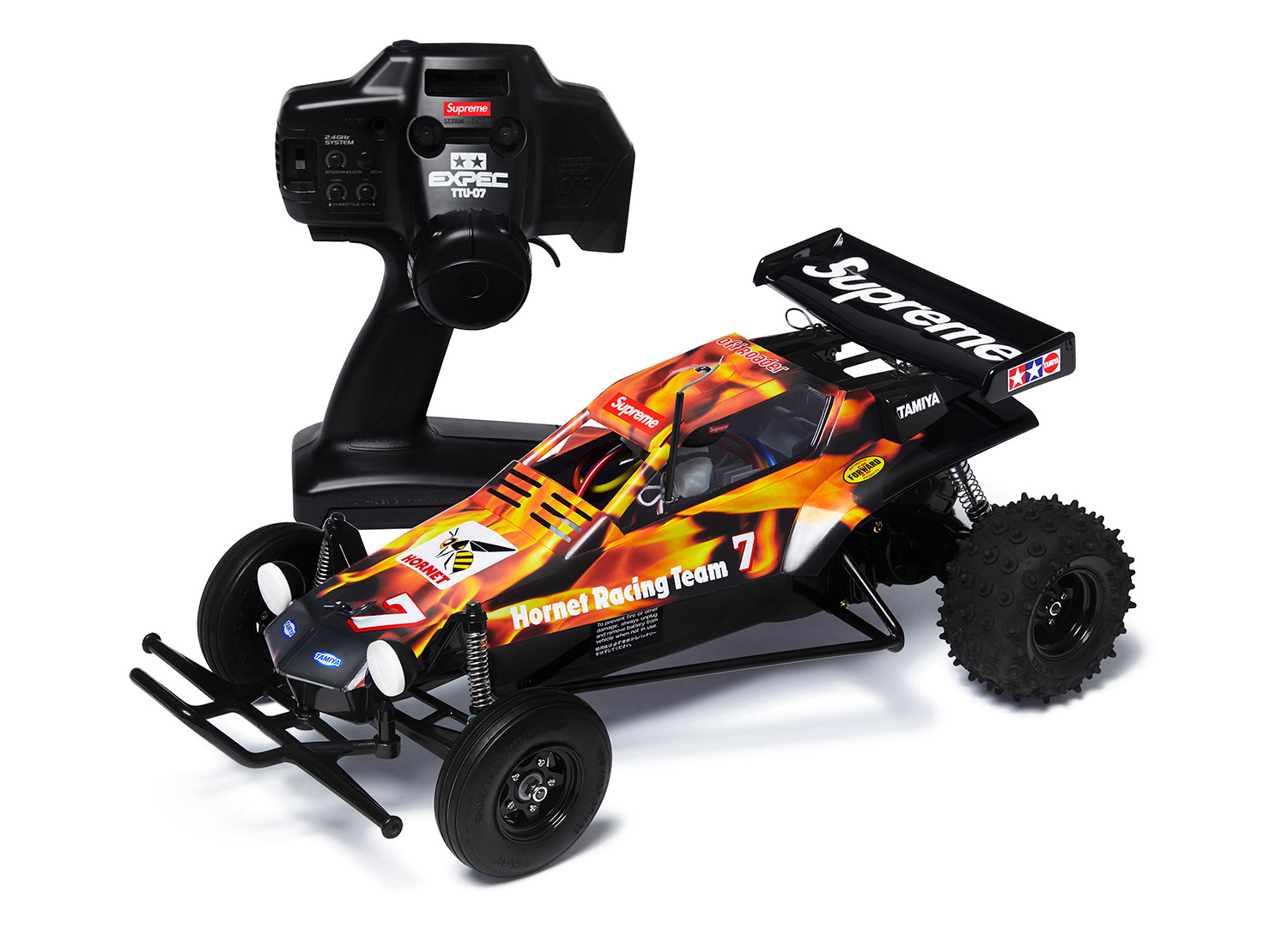 Supreme®/Tamiya Hornet RC Car