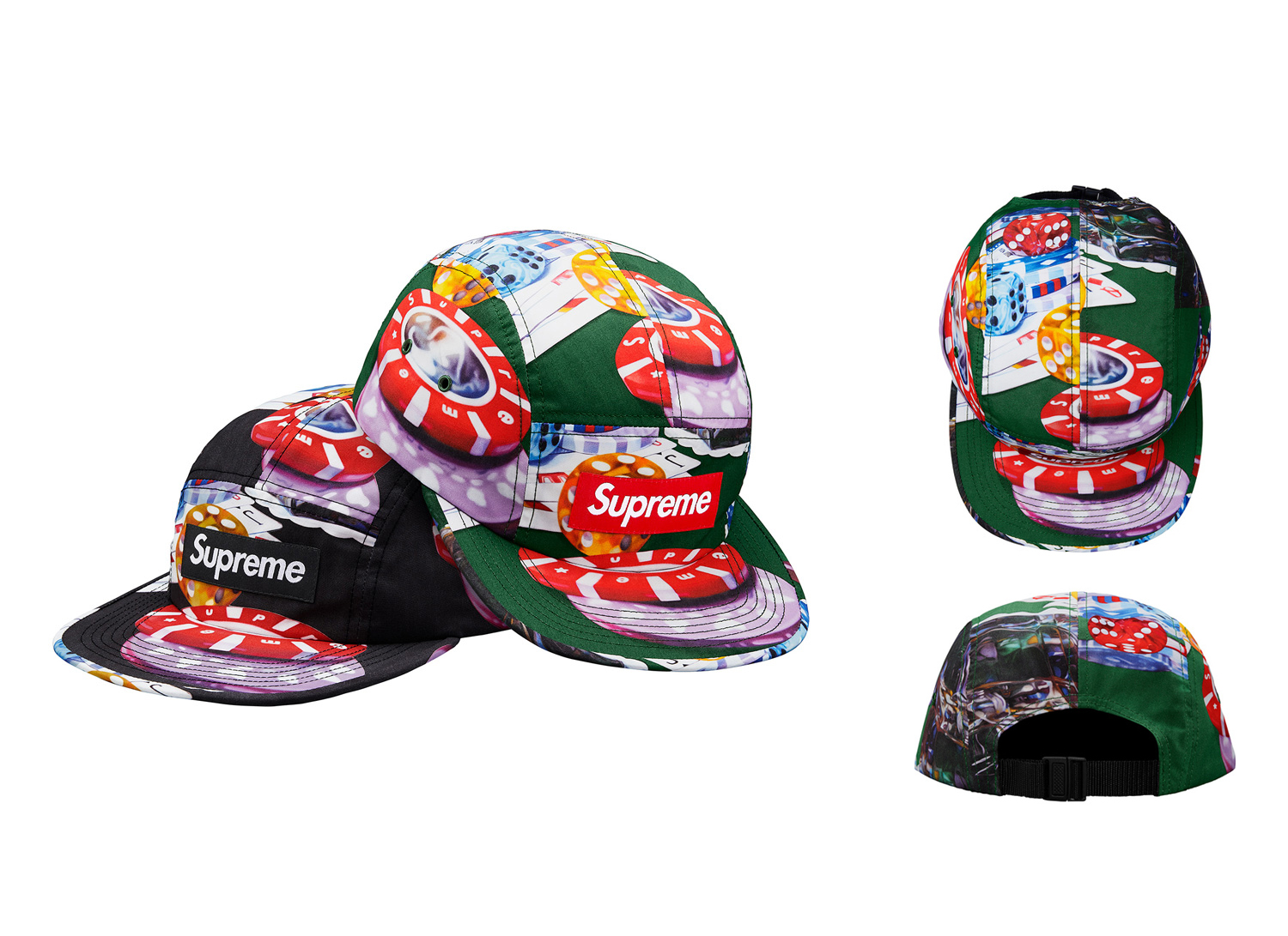 Casino Camp Cap
