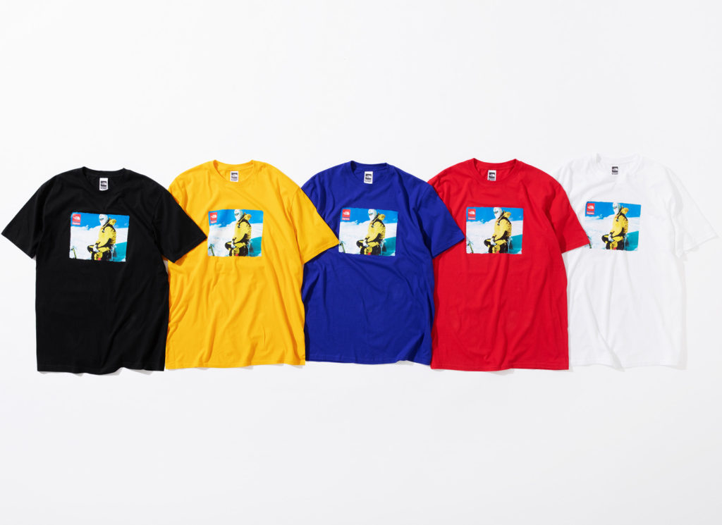 Supreme®/The North Face® Photo Tee