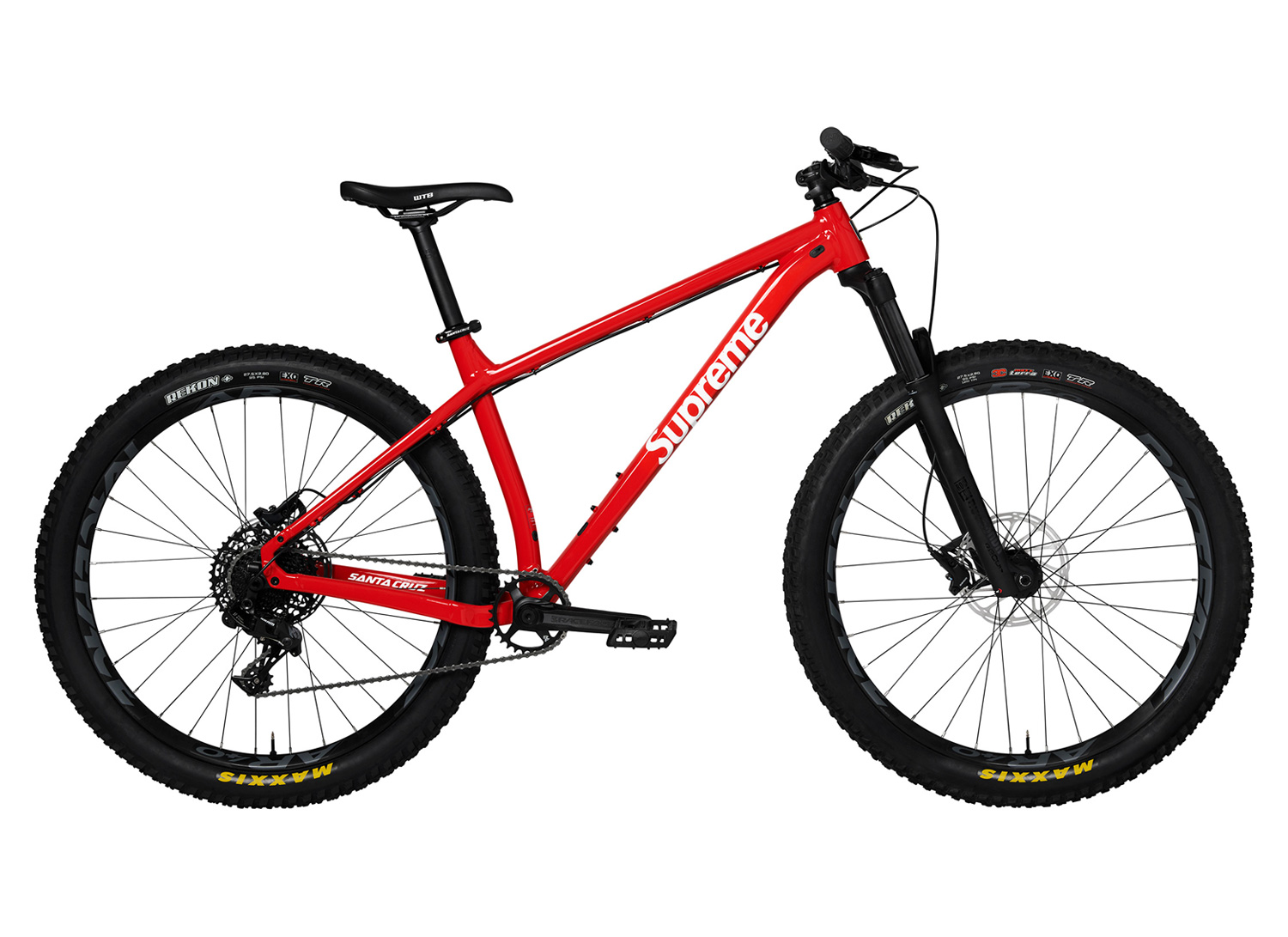 "Supreme®/Santa Cruz™ Chameleon 27.5"" Bike"