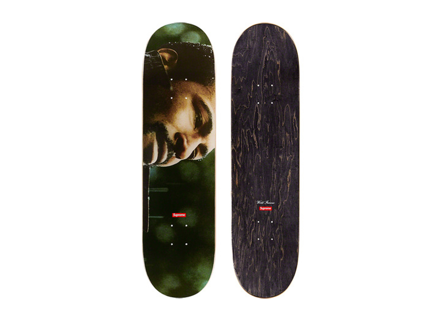 Supreme/Marvin Gaye Skateboard