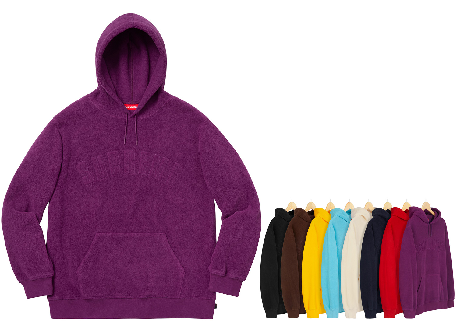 Polartec® Hooded Sweatshirt