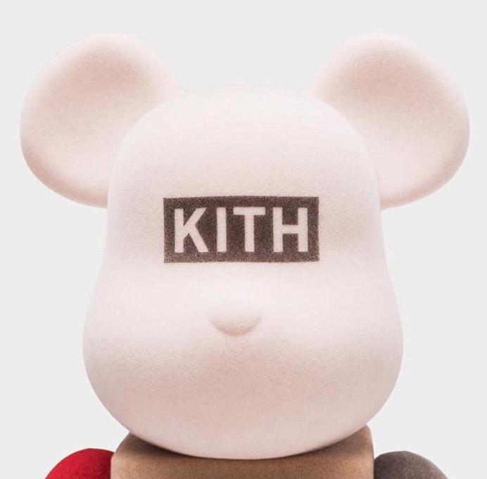 kith monday program 12/17 BE@RBRICK ベアブリック