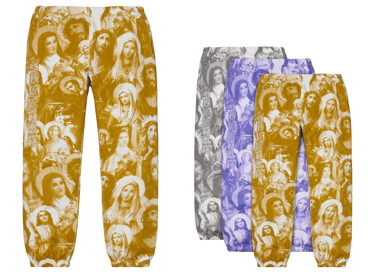 Jesus and Mary Sweatpant