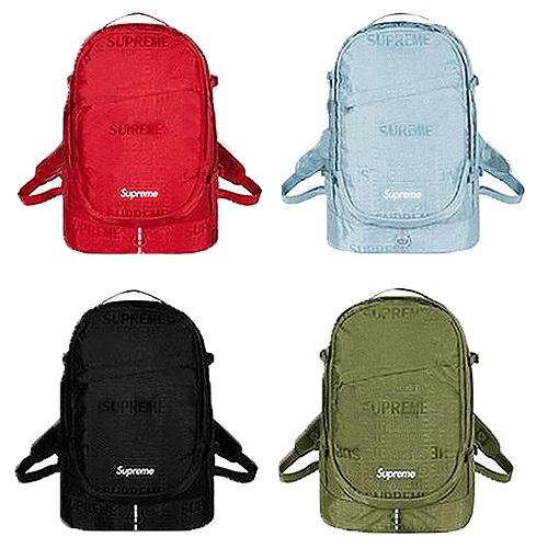 supreme シュプリーム リーク 2019ss 19ss Backpack, Duffle Bag, Waist Bag