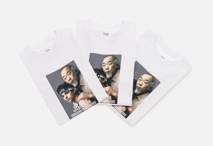 【1/14発売】KITH MONDAY PROGRAM The Karate Kid (ベスト・キッド) コラボ Tシャツ