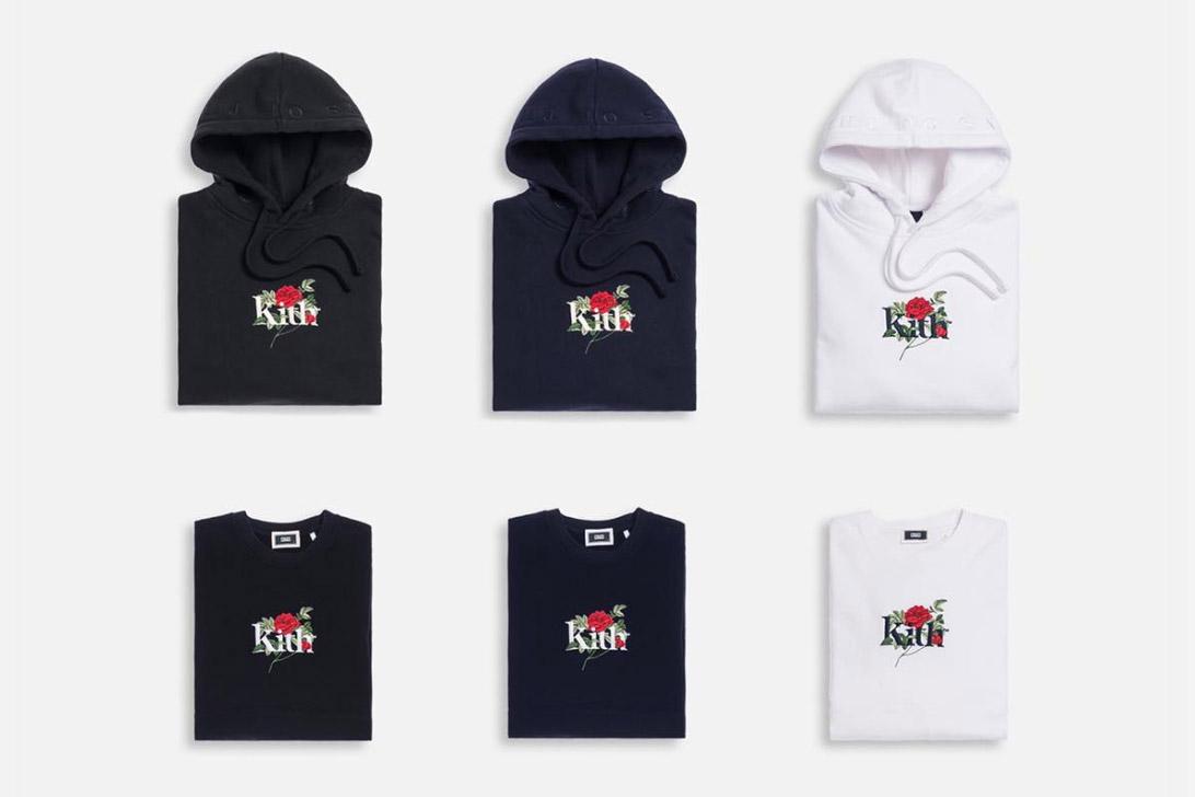 2/11発売 KITH MONDAY PROGRAM バレンタインコレクションのパーカーとL/S Tシャツが登場!