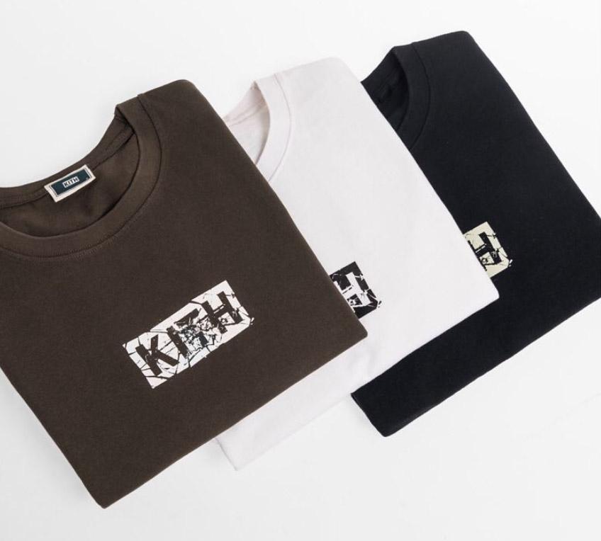 2/25発売 今週のKITH MONDAY PROGRAMはShattered Logo Capsule パーカー & Tシャツが登場!