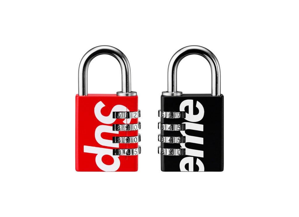 Supreme®/Master Lock® Numeric Combination Lock