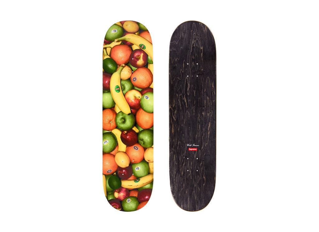 Fruit Skateboard