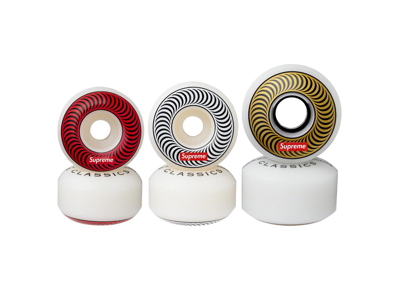 Supreme®/Spitfire® Classic Wheels (Set of 4)