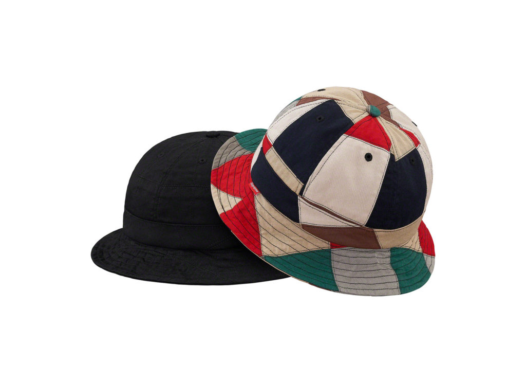 Patchwork Bell Hat