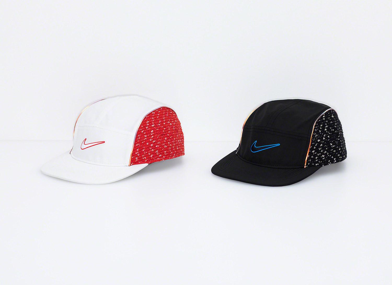 Supreme / Nike Bouclé Running Hat