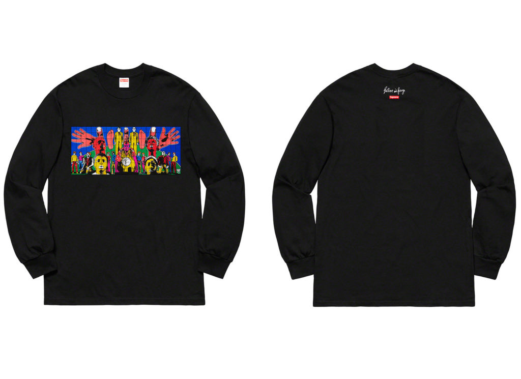 Gilbert & George - DEATH AFTER LIFE L/S T-Shirt