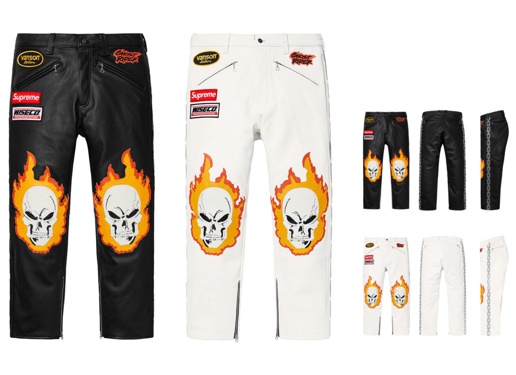 Supreme®/Vanson Leathers® Ghost Rider© Pant