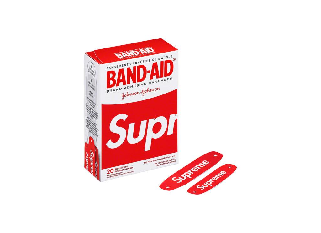Supreme®/BAND-AID® Brand