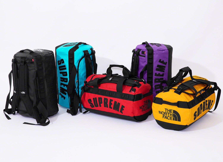 Arc Logo Base Camp Duffle Bag