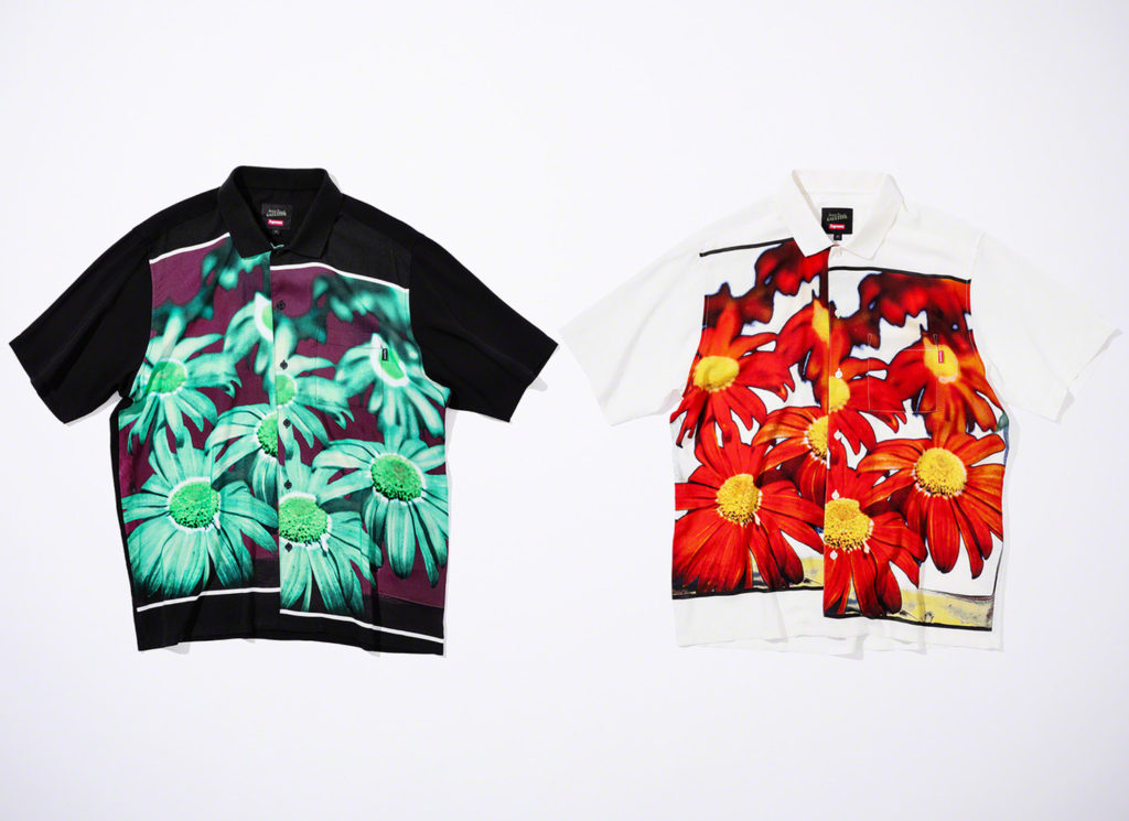Flower Power Rayon Shirt