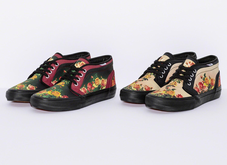 Vans® Floral Print Chukka Pro