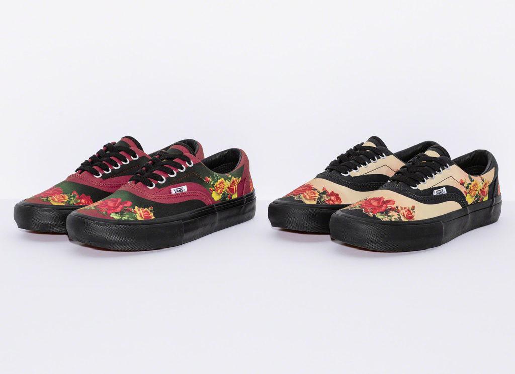 Vans® Floral Print Era Pro