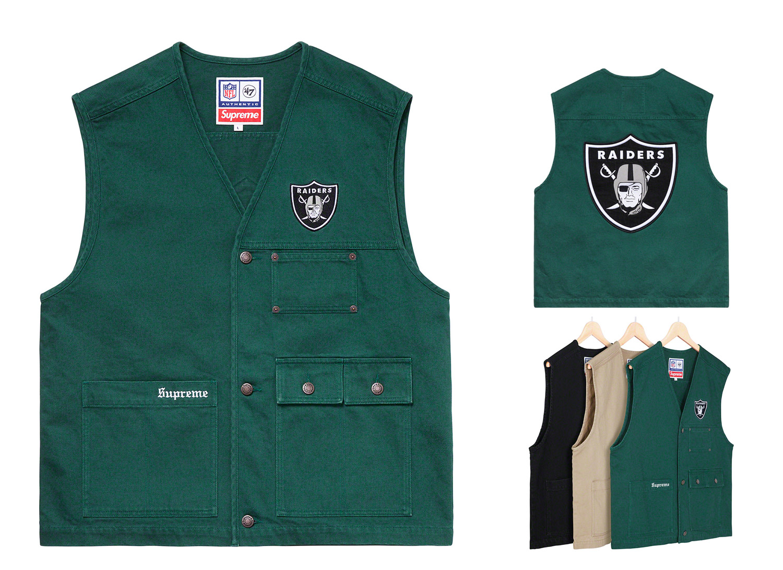 Supreme®/Raiders®/'47 Denim Vest