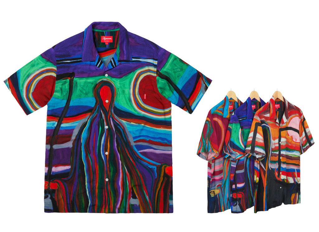Reaper Rayon S/S Shirt