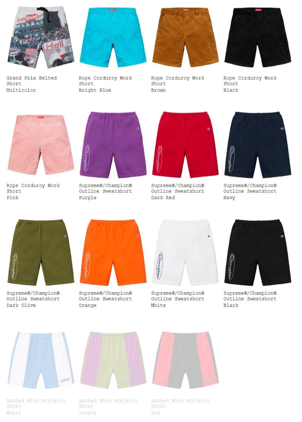 7cbdd434ea 2019ss-week11-shorts | HUNGRY APARTMENT.