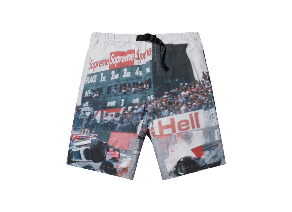 Grand Prix Belted Short