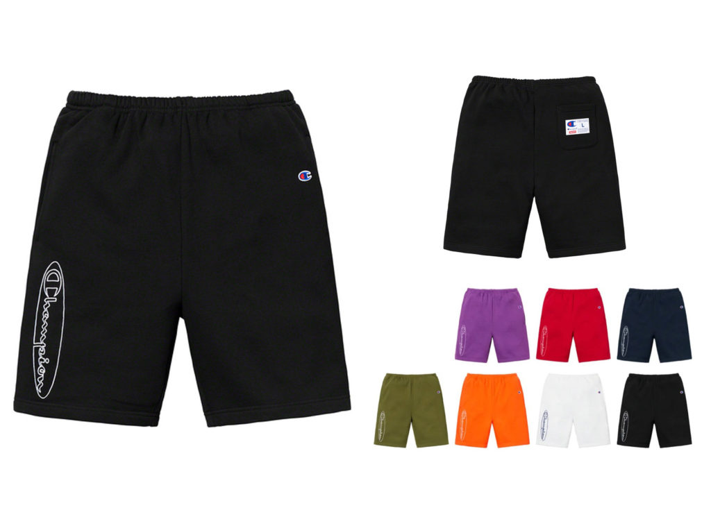 Supreme® / Champion® Hooded Short