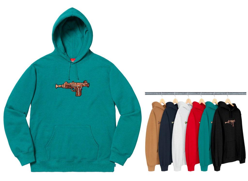 Toy Uzi Hooded Sweatshirt