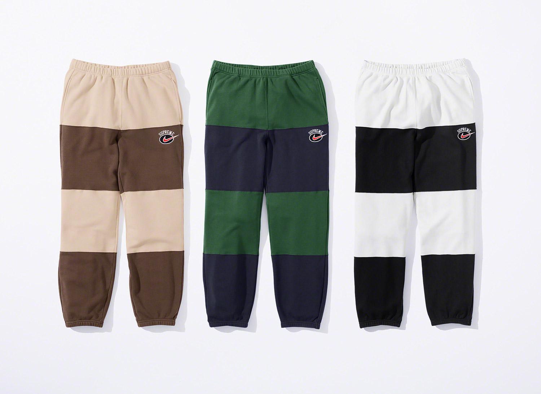 Supreme®/Nike® Stripe Sweatpant