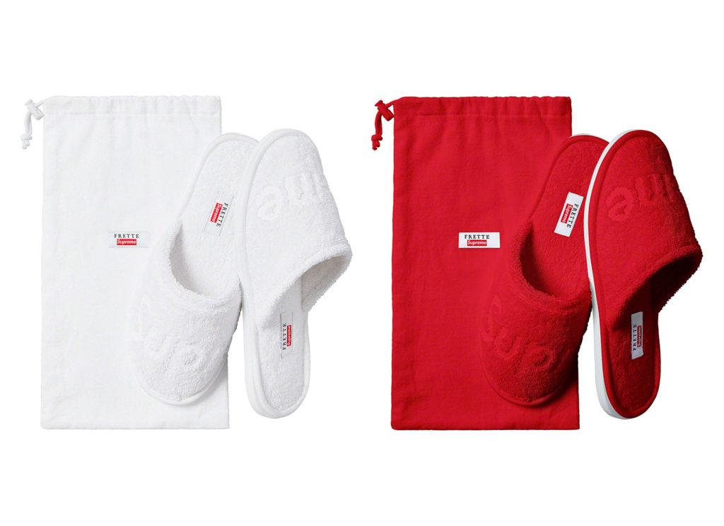 Supreme®/Frette® Slippers